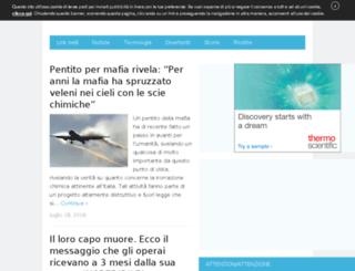 leggerezza.altervista.org screenshot
