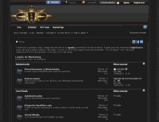 legiondemarketing.com screenshot