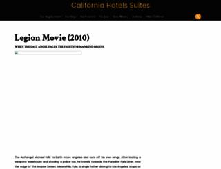 legionmovie.com screenshot