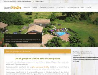 legitedetartaillon.com screenshot