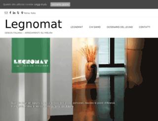legnomat.org screenshot