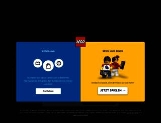 lego.de screenshot