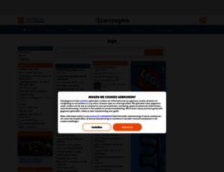 lego.pagina.nl screenshot