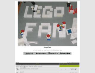 legofan.forum2x2.ru screenshot