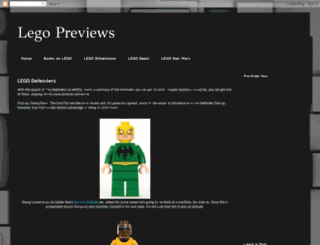 legopreviews.blogspot.co.uk screenshot