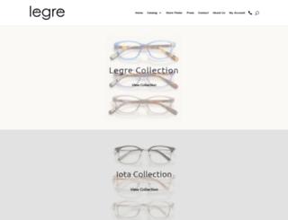 legre.com screenshot