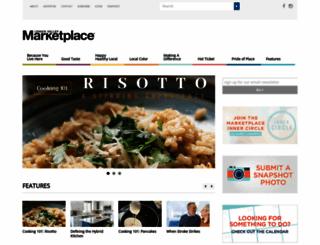 lehighvalleymarketplace.com screenshot