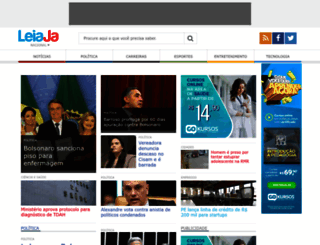 leiaja.com screenshot