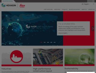 leicageosystems.com screenshot
