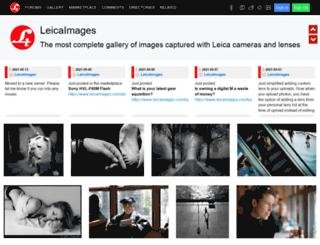 leicaimages.com screenshot