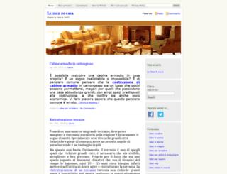leideedicasa.com screenshot