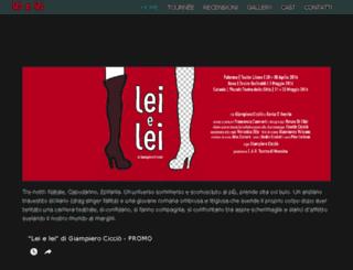 leielei.info screenshot