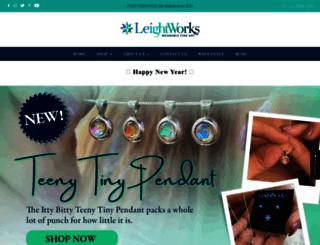 leightworks.myshopify.com screenshot