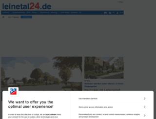 leinetal-online.de screenshot