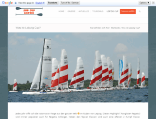 leipzig-cup.com screenshot