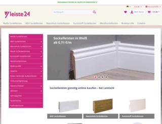 leiste24.com screenshot