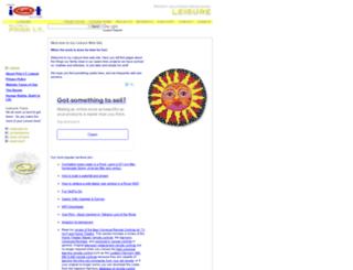 leisure.prior-it.co.uk screenshot