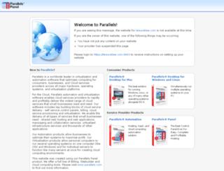 leisurebee.com screenshot