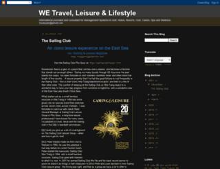 leisuresystems.blogspot.sg screenshot