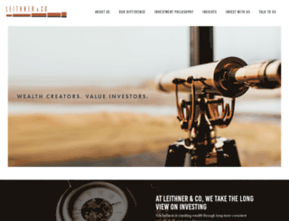 leithner.com.au screenshot