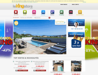 lekingstore.com screenshot