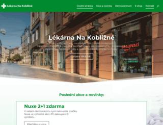 lekkoblizna.cz screenshot