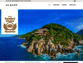 lekliff.com screenshot