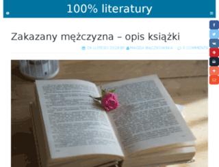 lektury.bydgoszcz.pl screenshot