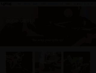 lekue.be screenshot