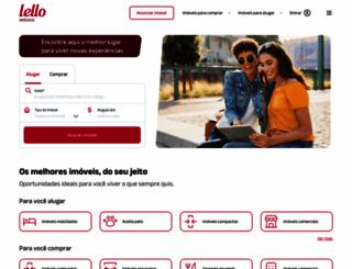 lelloimoveis.com.br screenshot