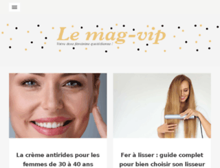 lemag-vip.com screenshot