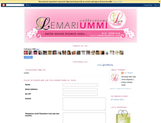 lemariummi.blogspot.com screenshot