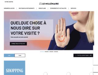 lemillenaire.fr screenshot