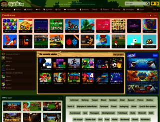 lemmings.spelo.se screenshot