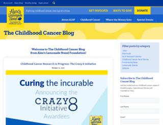 lemonadeblog.com screenshot