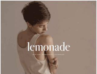 lemonadeny.com screenshot