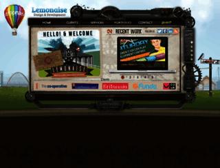 lemonaise.com screenshot