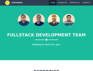 lemonbag.com screenshot