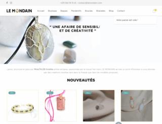 lemondain.com screenshot