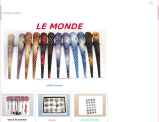 lemondedeangie.kingeshop.com screenshot