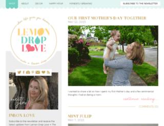 lemondroplove.com screenshot