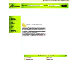 lemonhunt.com screenshot