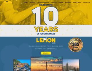 lemonmobiles.com screenshot