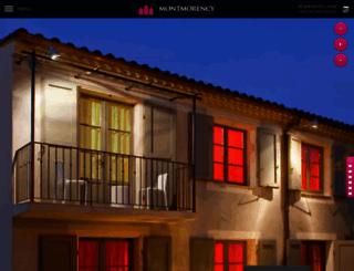 lemontmorency.com screenshot