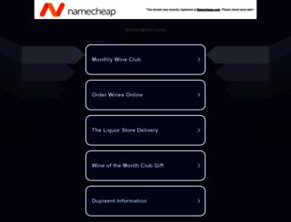 lemonwine.com screenshot