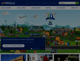 lempaala.fi screenshot
