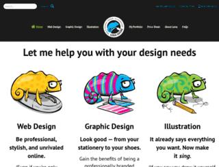 lenashore.com screenshot
