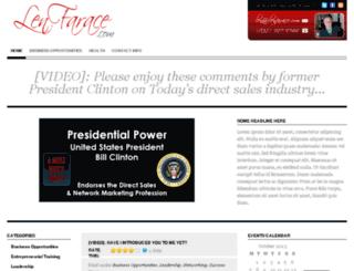 lenfarace.com screenshot