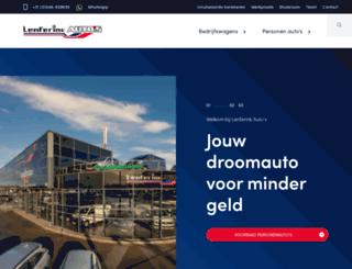 lenferink.nl screenshot