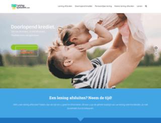 leningafsluiten.com screenshot